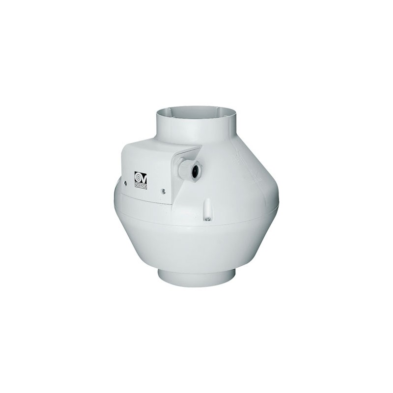Aspiratore centrifugo assiale in resina
