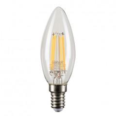 Lampada Candela E14 230V 4W 4000K